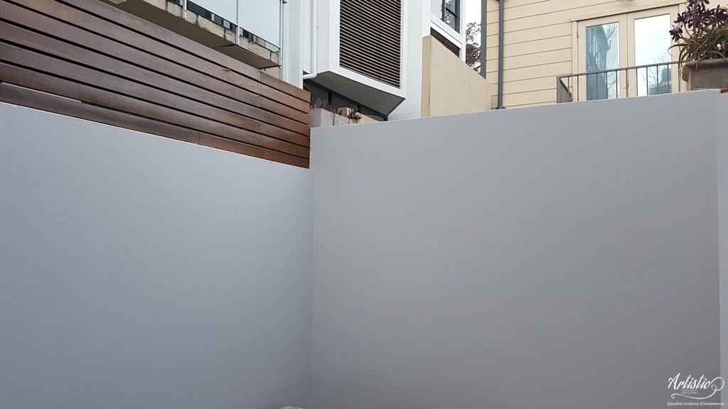 Inner city Sydney house painting