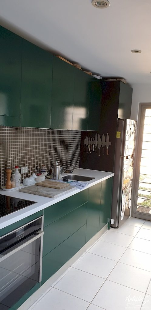 Kitchen cabinets painting Sydney
