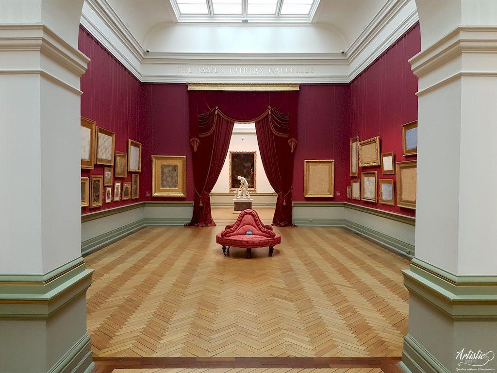 NSW Art Gallery Painters
