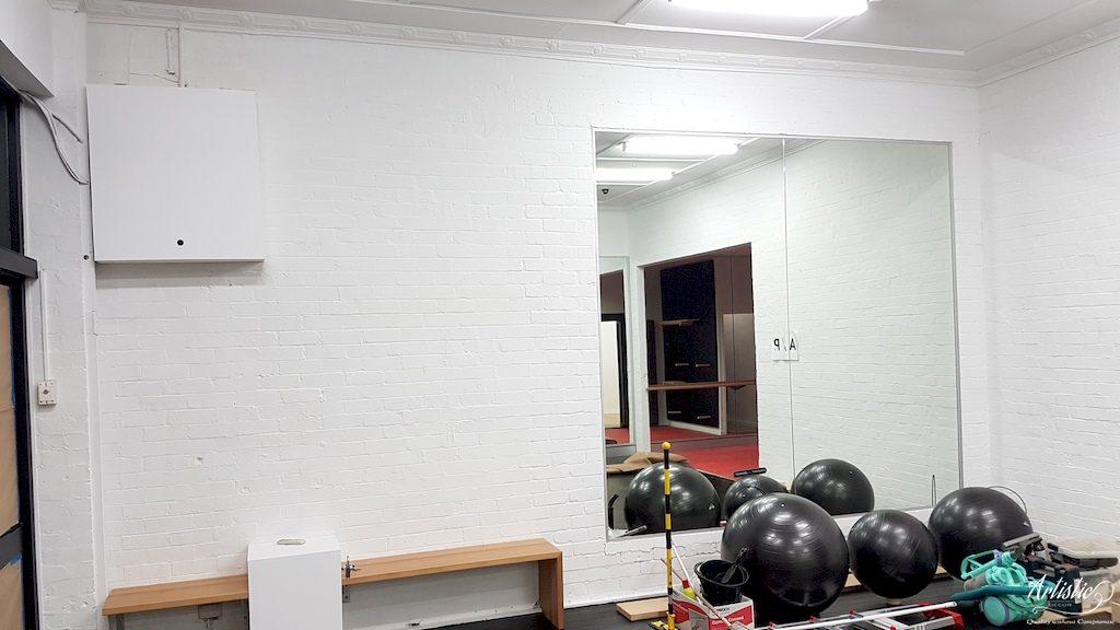 Pilates Studio Paining Booth Street Sydney