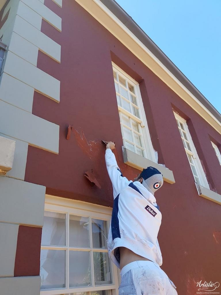 Exterior Painters Rose Bay