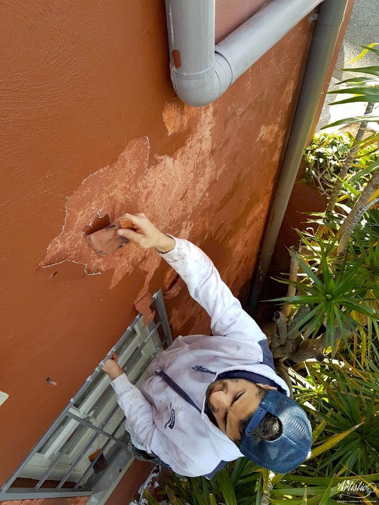 Repair Paintwork