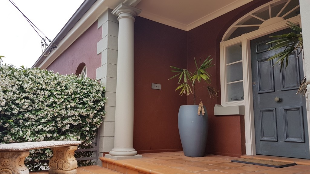 Rose Bay house painting Sydney