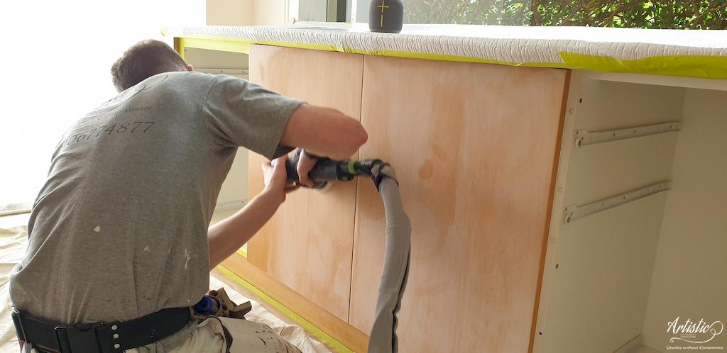 Wood painting preservation Sydney